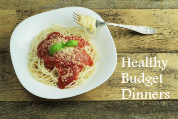 Healthy Dinners for Less Than $5