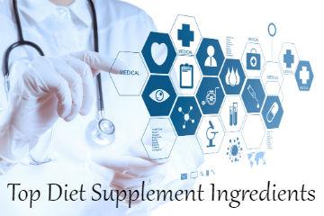 Top Diet Supplement Ingredients