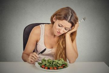 Irritability When Starting a Diet