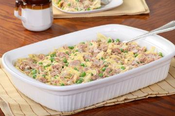 healthy cold casserole recipe