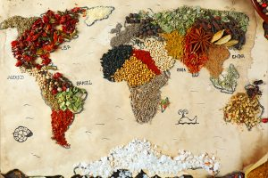 Dieting Around the World