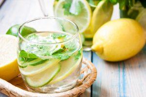 lemon water weight loss benefits